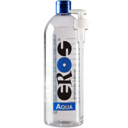 Eros Aqua Lubricant Water Base 1000 ml