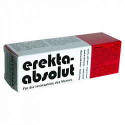 Crème d'érection Erekta Absolut