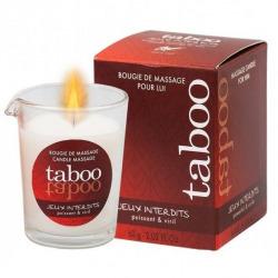 Taboo Candle Massage Jeux interdits