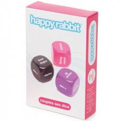 Dados Sexuales Happy Rabbit Couples