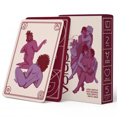 Voluptas Card Game