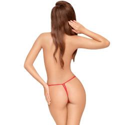 Tanga Hot Getaway Abierto Rojo