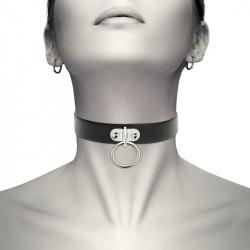 Collar Cuero Vegano Aro