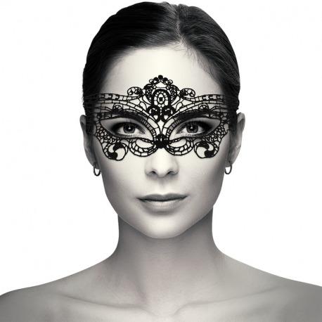 Antiface Venetian Black Lace