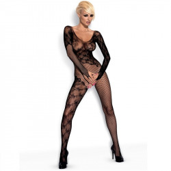 Bodystocking Black F210