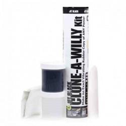 Kit Clonador de Pene Negro con Vibrador