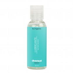 Organic Lubricant Base Water 60 ml