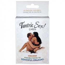 Tantric Sex Cards