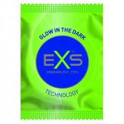 Fluorescent Condoms 3 Pcs