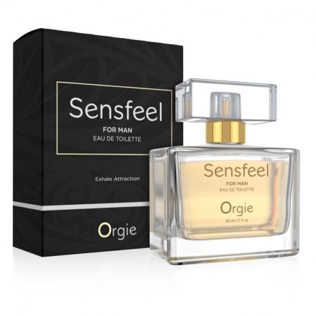 Sensefeel Man Perfume Feromonas Hombre 50 ml