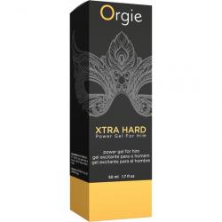 Xtra Hard Gel de Erección 50 ml