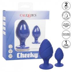 Cheeky Set Plugs Anales Lila