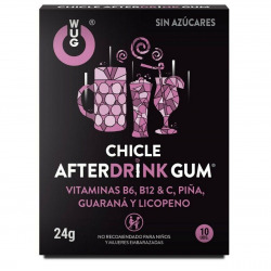 After Drink Chicles 10 Uds