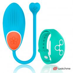 Aquamarine Blue Watchme Egg