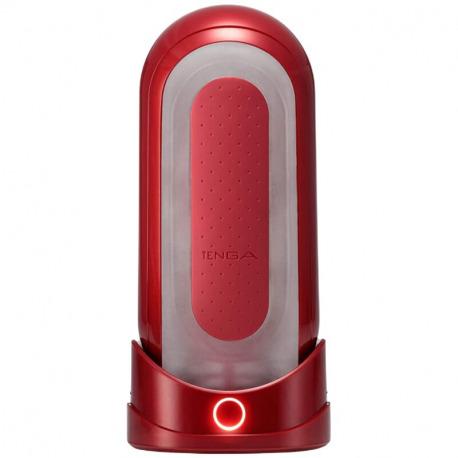 Flip 0 (Zero) Red