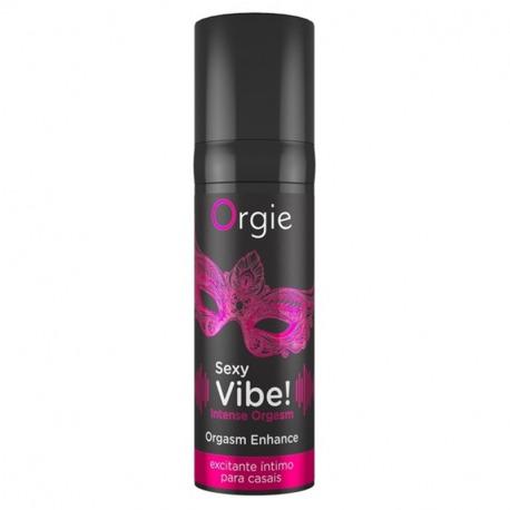 Sexy Vibe! Intense Orgasm 15 ml