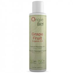 Oil Organic Massage Grapefruit 100 ml