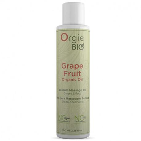 Aceite Masaje Orgánico Pomelo 100 ml