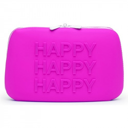 Happy Silicone Bag Big Lilac