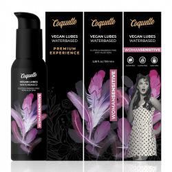 Womansensitive Lubricante Vegano 100 ml