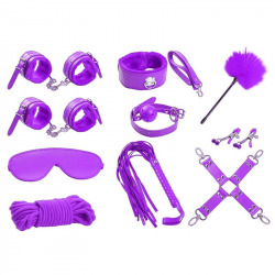 Intoyou Set Bondage Púrpura