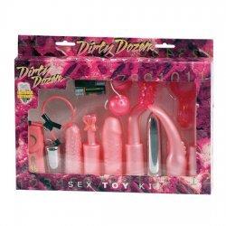 A dozen sex toys