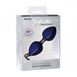Joyballs Secret Bolas Chinas Negras Y Verde