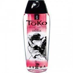 Shunga Toko Aroma lubrifiants fraises au champagne