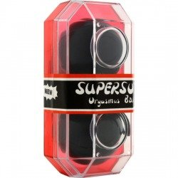 Boules Supersoft noir Orgasmic