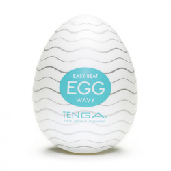 Tenga egg bleu masturbateur