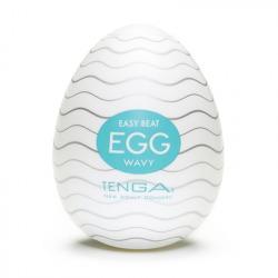 Tenga egg Masturbator blue