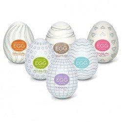 Pack de 6 Huevos Tenga