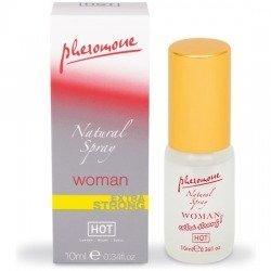 Hot Spray Neutro Con Feromonas Para Mujer Extra Fuerte