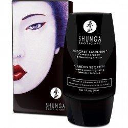 Shunga Jardin secret de crème orgasme féminin intense