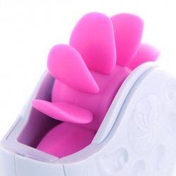 Sqweel 2 Blanco Simulador De Sexo Oral