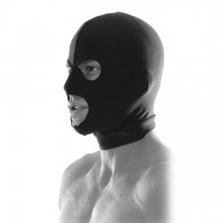 Mask with 3 openings 50 shades of Grey
