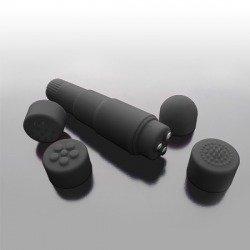 Mini Masajeador Con Accesorios 50 Sombras de Grey Edición Limitada