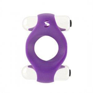 Lilas de vibration double anneau