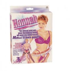 Hannah Muñeca Tamaño Real