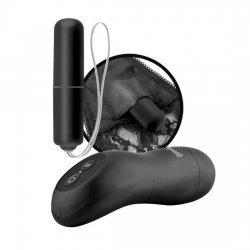 Tanga Vibrador Remoto Plus 50 Sombras de Grey Edicion Limitada