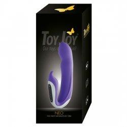 Toy Joy Vibrador Rampante Neo Lila