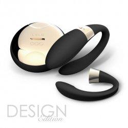 Noir LELO 2 chafik Logo Design Edition masseur