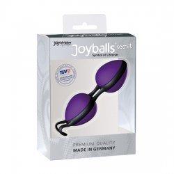 Chinois boules violet et noir Joyballs Secret