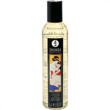 Shunga massage oil erotic Libido