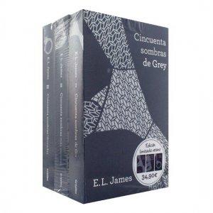 trilogie cinquante Nuances de Grey