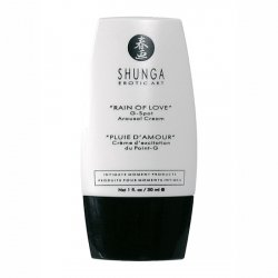Shunga rain love cream stimulant of the G-spot
