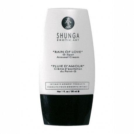 Shunga Lluvia Amor Crema Estimulante del Punto G