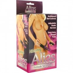 Alias Vibrating Female Strap-On