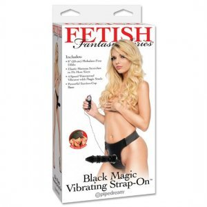 Fetish Fantasy Black Magic Arnes Vibrador