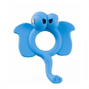 Beasty Toys vibrator ring elephant